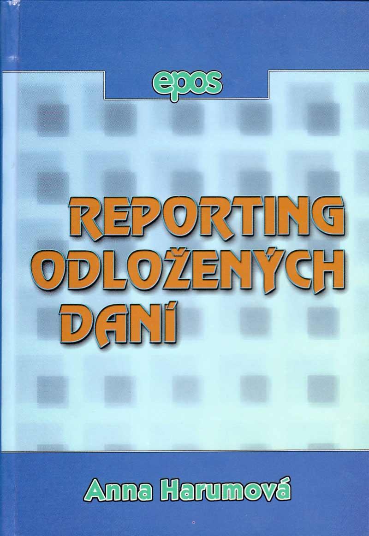 Reporting odložených daní
